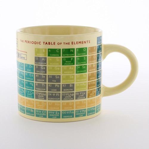 Periodic table mug rex london at dotcomgiftshop urtaz Image collections