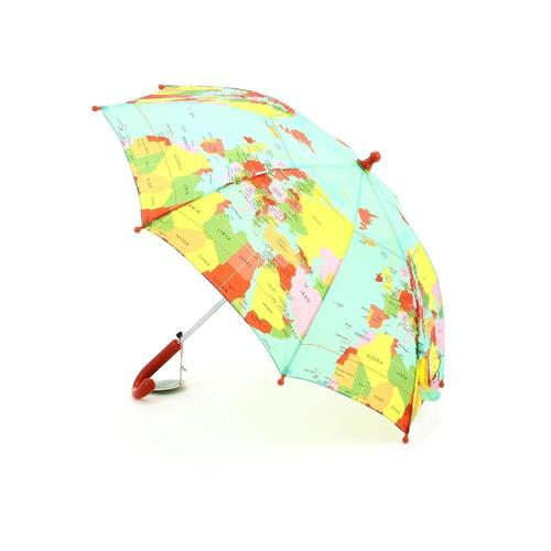 Childrens Umbrella World Map  dotcomgiftshop