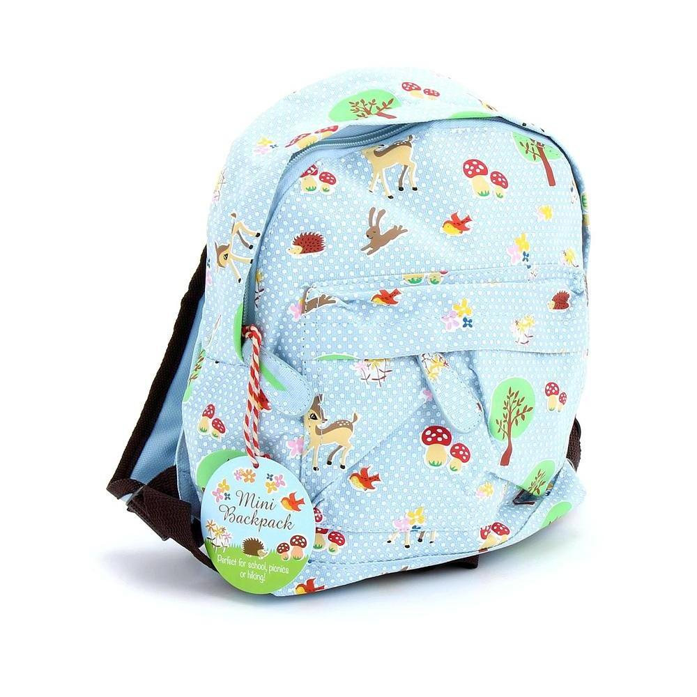 Woodland Mini Childrens Backpack Dotcomgiftshop